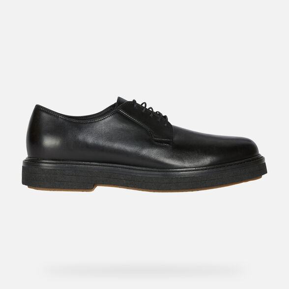 CASUAL SHOES MAN GEOX BRODERICK MAN - 2