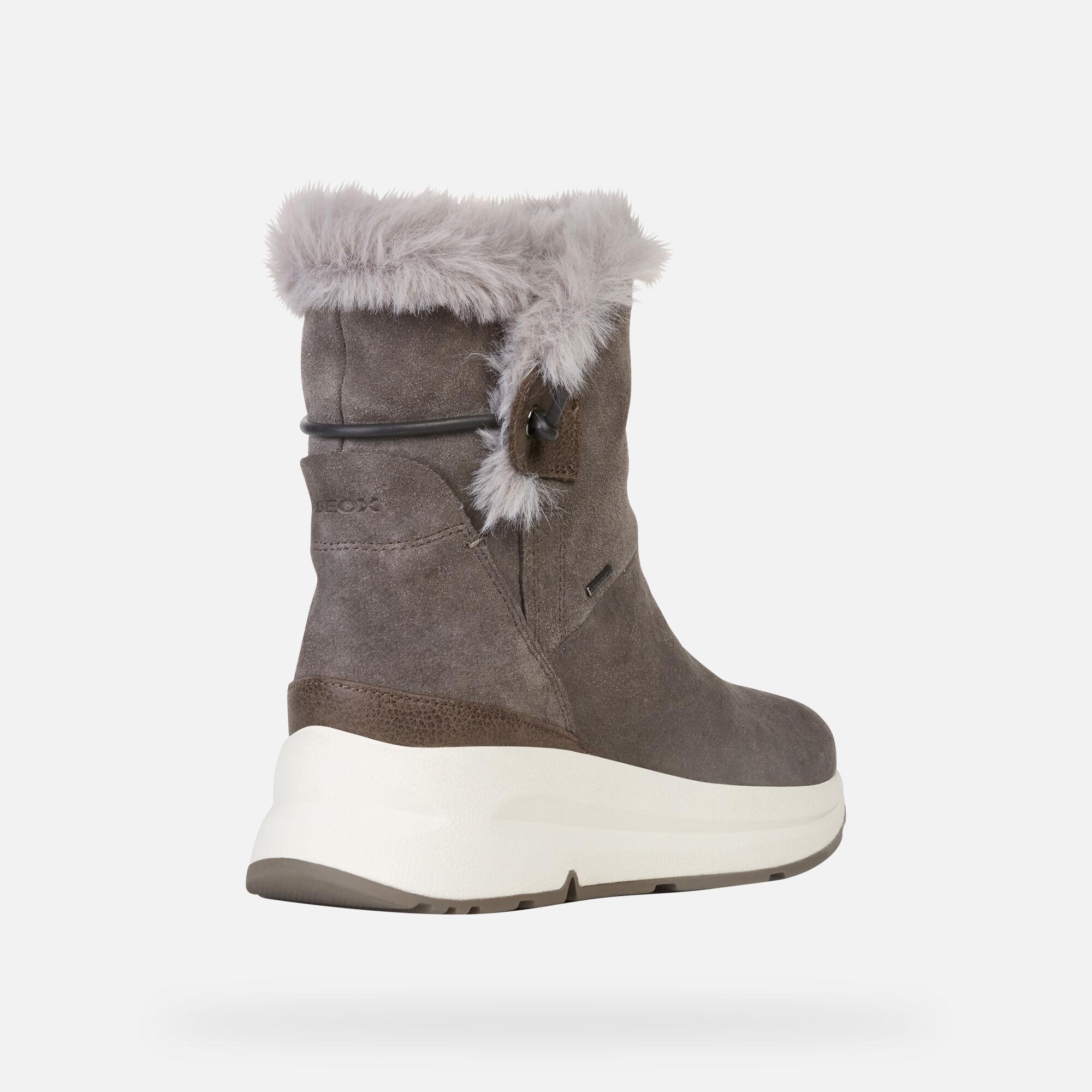 Women Waterproof Shoes Amphibiox Technology   Geox