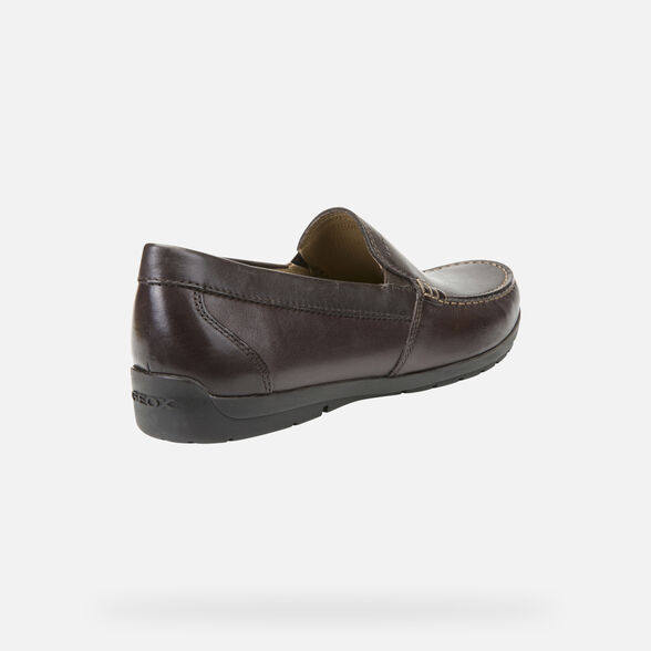 MAN LOAFERS GEOX SIRON MAN - 5
