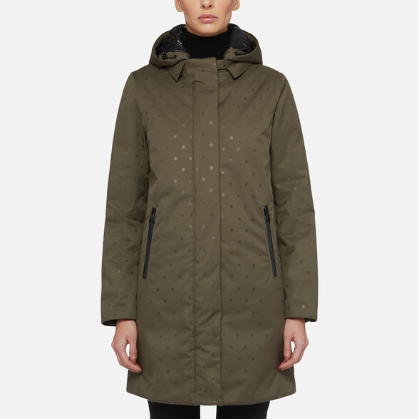WOMAN ANORAKS GEOX GENDRY WOMAN - 2