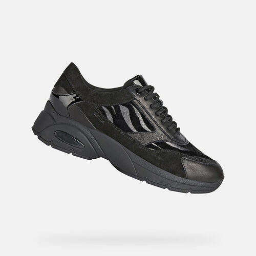 SNEAKERS WOMAN GEOX ALHOUR WOMAN - null