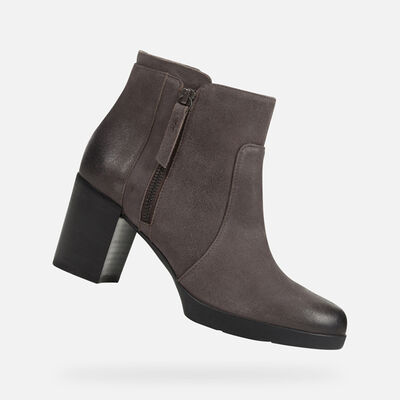 HEELED WOMAN GEOX ANEEKA WOMAN
