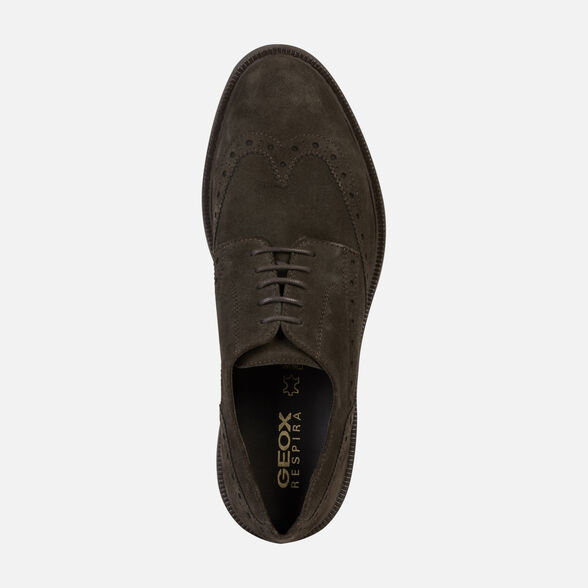 CHAUSSURES DÉCONTRACTÉES HOMME GEOX BRENSON HOMME - 6