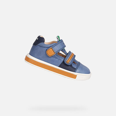 SNEAKERS BABY GEOX TROTTOLA BABY BOY