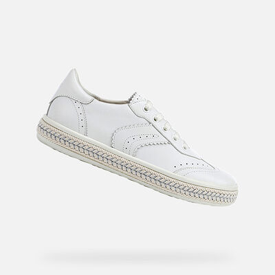 SNEAKERS DONNA GEOX LEELÙ DONNA
