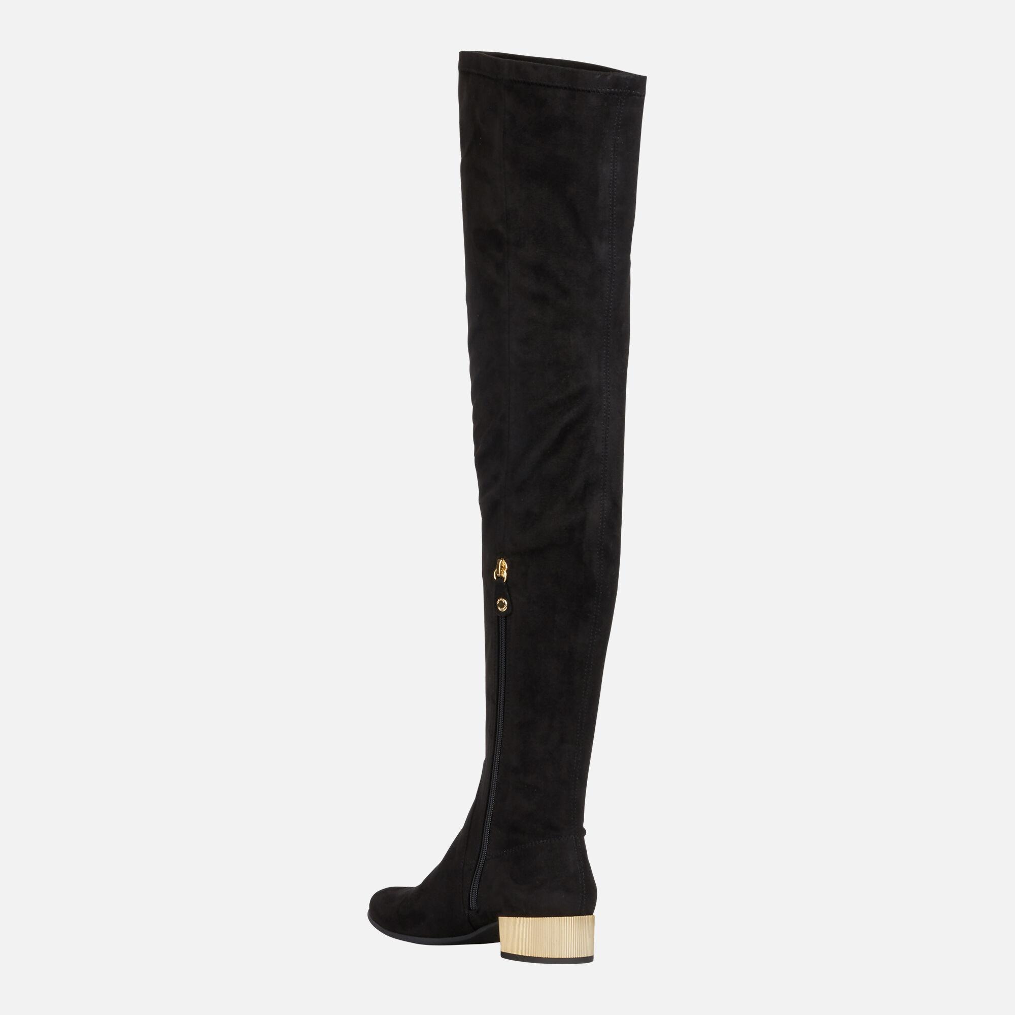 Geox Overknee Stiefel für Damen Online Kaufen | FASHIOLA.at