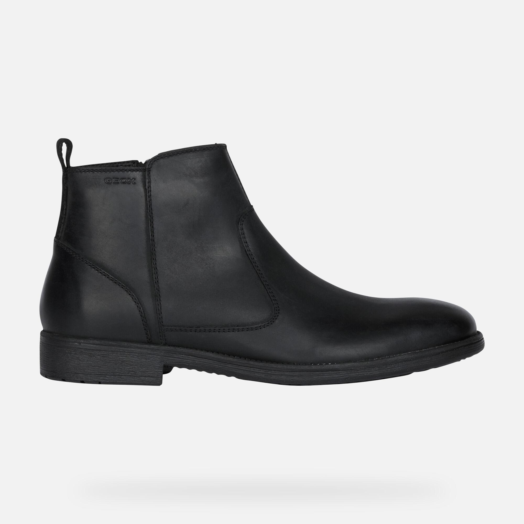 Jaylon Noires® Ligne Homme Bottines Geox En Boutique nw0O8kP