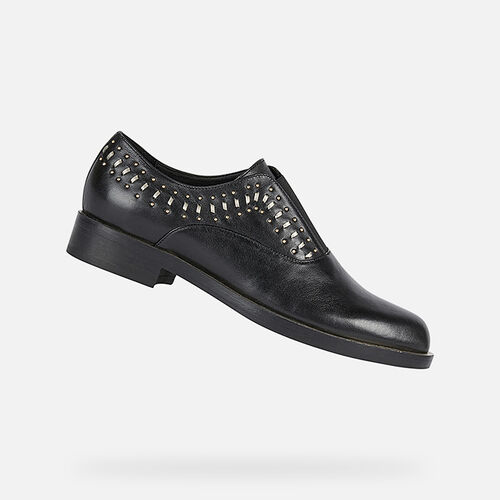 LACE UPS AND BROGUES BROGUE WOMAN