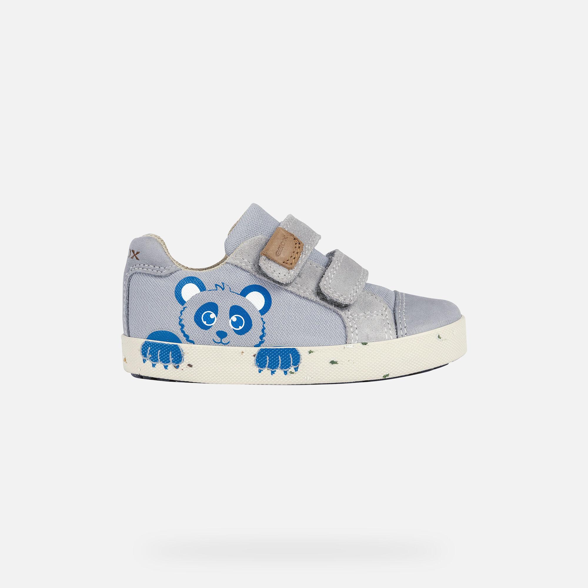 Geox Junior Kilwi Boys Shoes | Charles