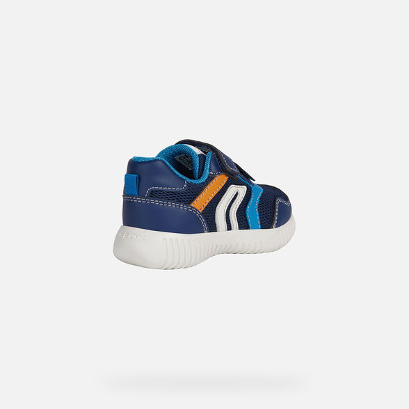 BABY SNEAKERS GEOX WAVINESS BABY BOY - 5