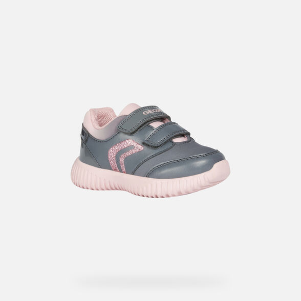 LOW TOP BABY GEOX WAVINESS BABY GIRL - 3