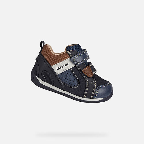 FIRST STEPS BABY GEOX EACH BABY BOY - null