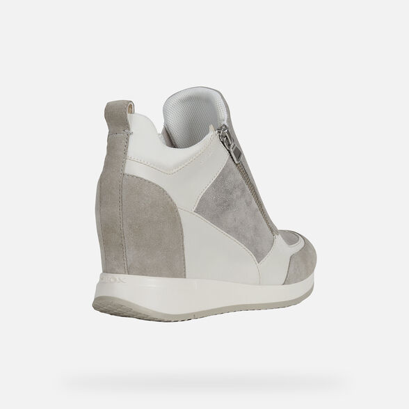 WOMAN SNEAKERS GEOX NYDAME WOMAN - 5