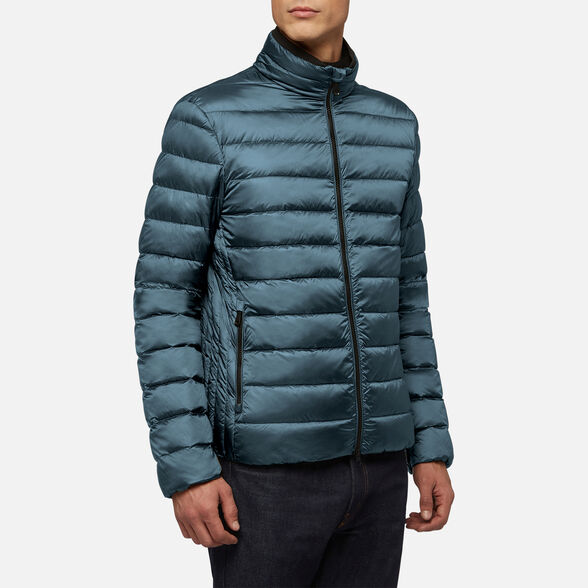 MAN DOWN JACKETS GEOX DERECK MAN - 4