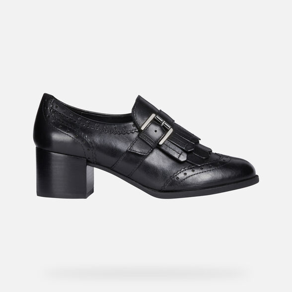 LACE UPS AND BROGUES WOMAN GEOX JACY WOMAN - 2