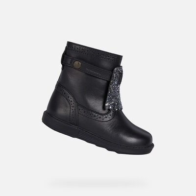 ANKLE BOOTS BABY GEOX HYNDE BABY GIRL