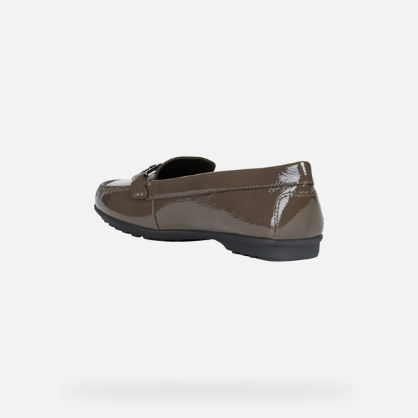 LOAFERS WOMAN GEOX ELIDIA WOMAN - 4