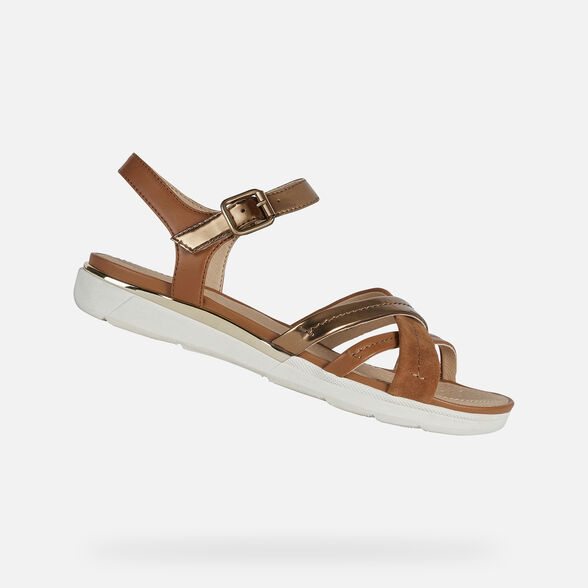 SANDALS WOMAN GEOX HIVER WOMAN - 1