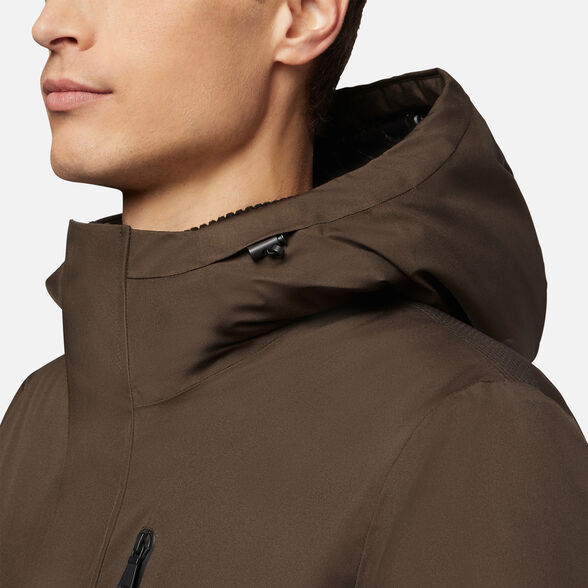 MAN ANORAKS GEOX CLINTFORD MAN - 9