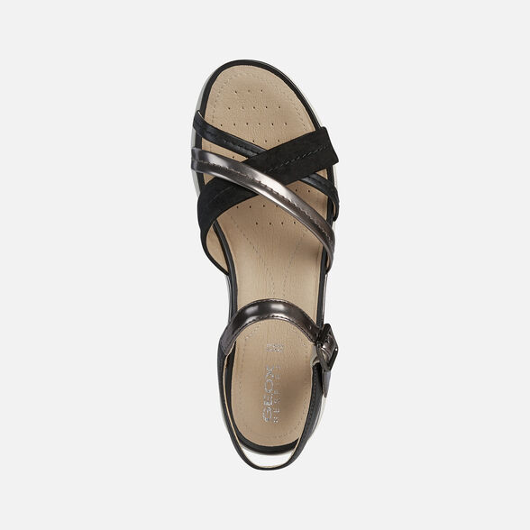 SANDALS WOMAN GEOX HIVER WOMAN - 6