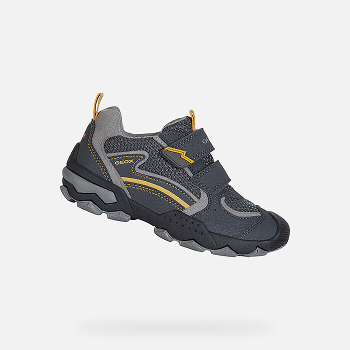 Geox Baby Jungen B Djrock Boy B Sneaker: : Schuhe