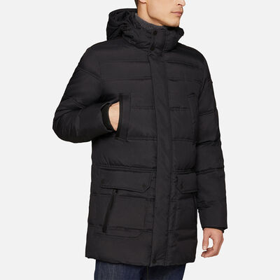 DOWN JACKETS MAN GEOX SANDFORD MAN