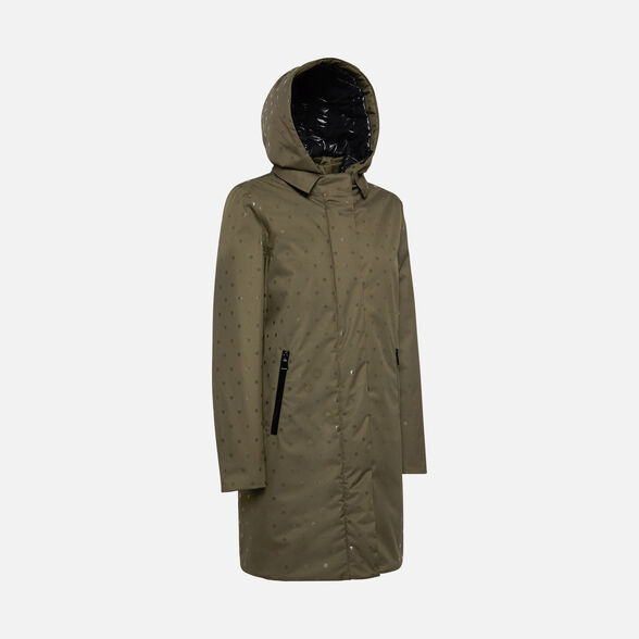 WOMAN ANORAKS GEOX GENDRY WOMAN - 3