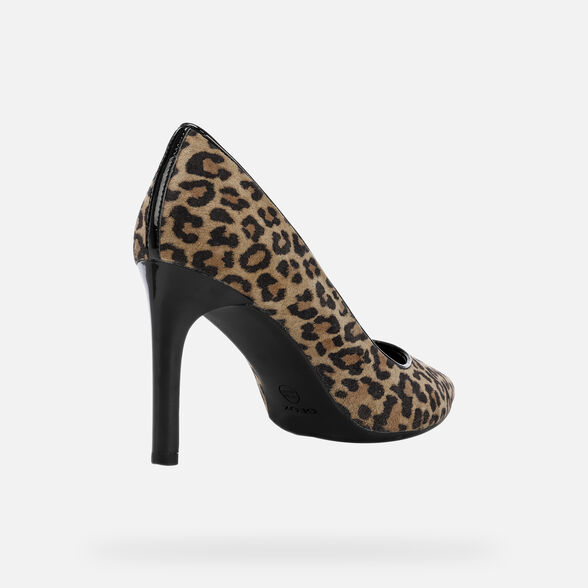 PUMPS WOMAN GEOX FAVIOLA WOMAN - 5