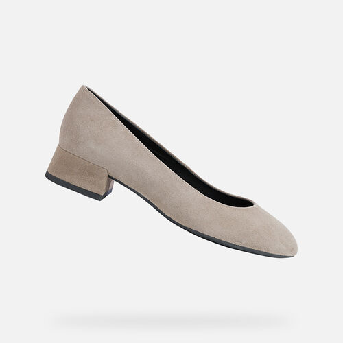PUMPS WOMAN GEOX CHLOO 30 WOMAN - null