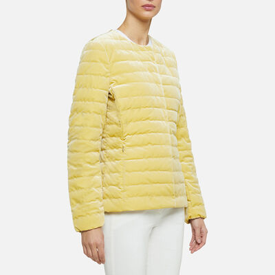 DOWN JACKETS WOMAN GEOX SAMUELA WOMAN