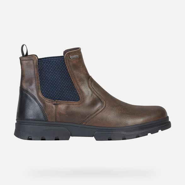 BOTTES HOMME GEOX CLINTFORD ABX HOMME - 2