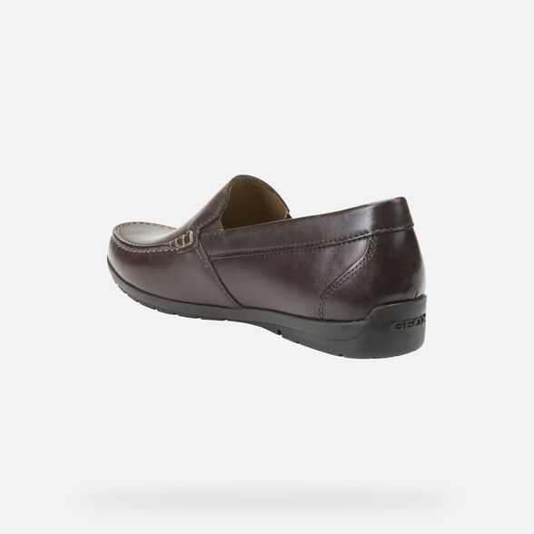 MAN LOAFERS GEOX SIRON MAN - 4