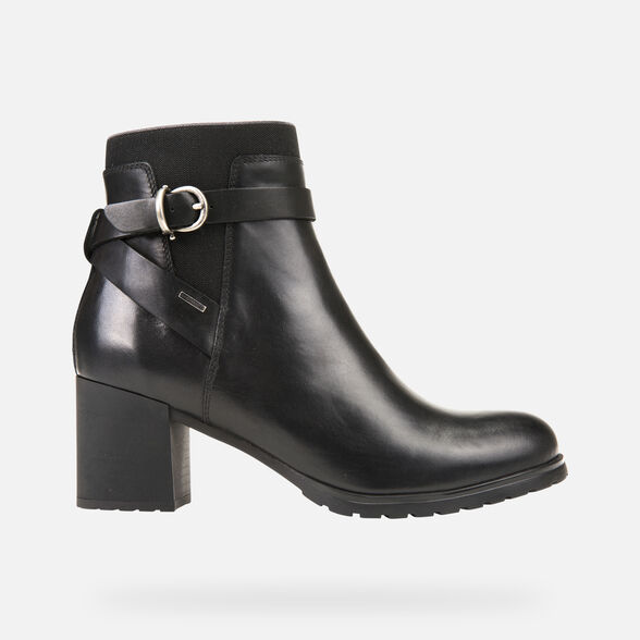 ANKLE BOOTS WOMAN GEOX NEW LISE ABX WOMAN - 2
