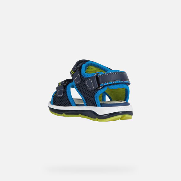 BABY LIGHT-UP SHOES GEOX TODO BABY BOY - 4