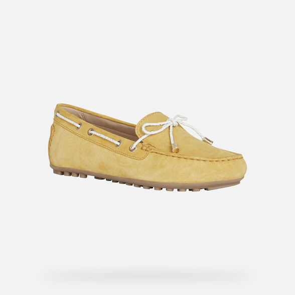 WOMAN LOAFERS GEOX LEELYAN WOMAN - 3