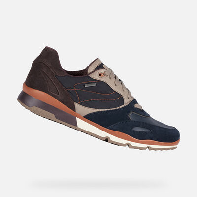 SNEAKERS MAN GEOX SANDFORD ABX MAN