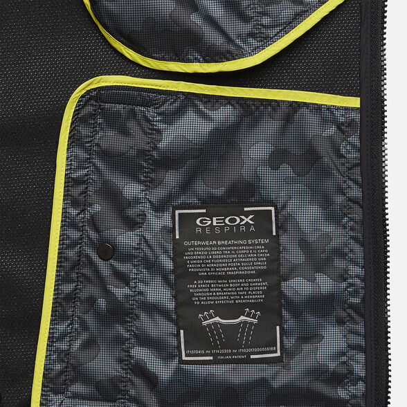 MAN JACKETS GEOX OTTAYA MAN - 8