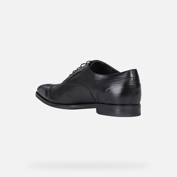 FORMAL SHOES MAN GEOX NEW LIFE MAN - 4