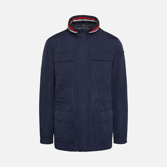 MAN JACKETS GEOX WELLS MAN - 1