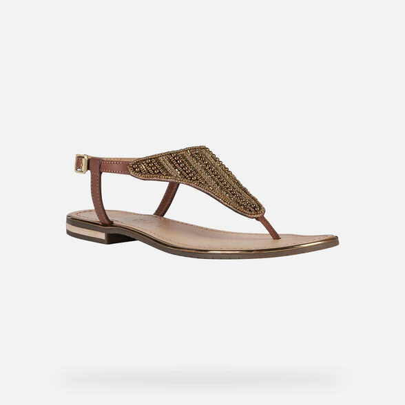 WOMAN SANDALS GEOX SOZY PLUS WOMAN - 3