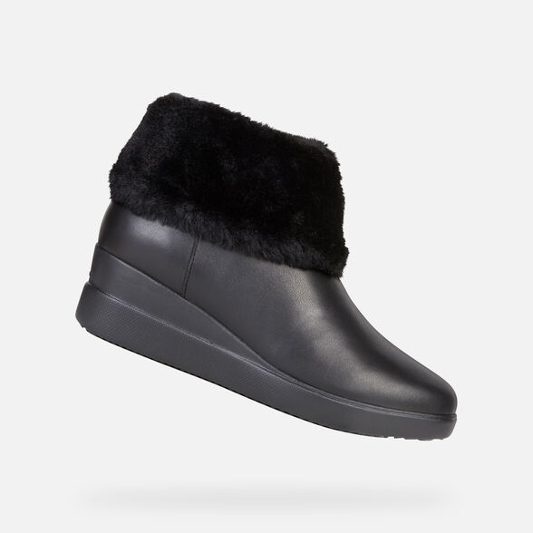 ANKLE BOOTS WOMAN GEOX STARDUST WOMAN - 1