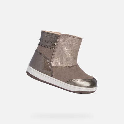 MID-CALF BOOTS BABY GEOX NEW FLICK BABY GIRL