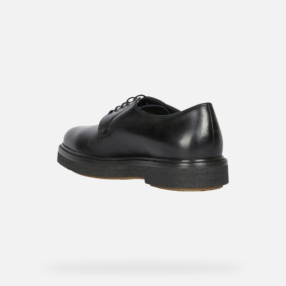 CASUAL SHOES MAN GEOX BRODERICK MAN - 4