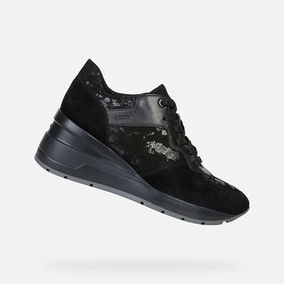 LOW TOP DAMEN GEOX ZOSMA