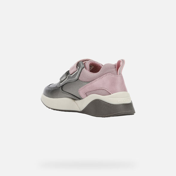 SNEAKERS GIRL GEOX SINEAD GIRL - 4