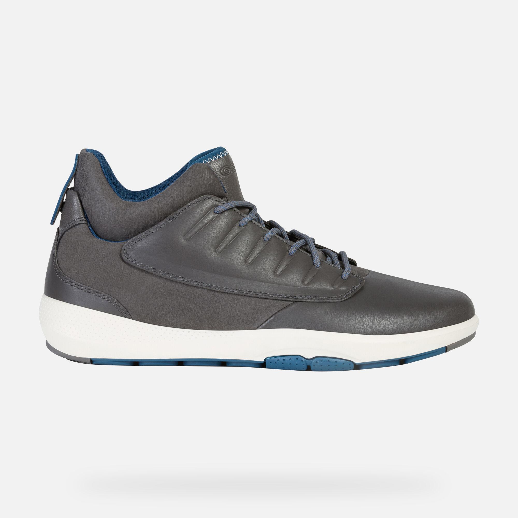 Geox MATTIAS ABX Sneakers Basse Nere Uomo | Geox Autunno Inverno