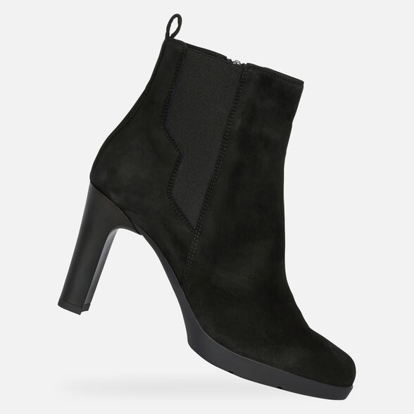 ANKLE BOOTS WOMAN GEOX ANNYA WOMAN - 1