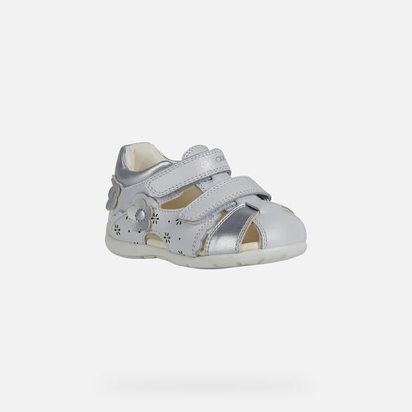 BABY FIRST STEPS GEOX KAYTAN BABY GIRL - 3