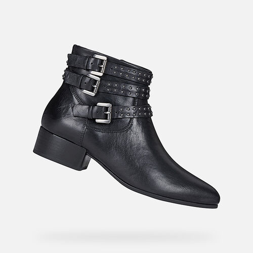 ANKLE BOOTS PEYTHON WOMAN