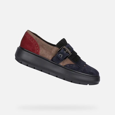 LOW TOP WOMAN GEOX KAULA WOMAN